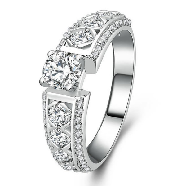 Shiny Cubic Zirconia 925 Sterling Silver Engagement. Celtic Wedding Rings. Celebrity Engagement Engagement Rings. Butterfly Engagement Rings. Childrens Rings. Diamond Accent Engagement Rings. Nameplate Wedding Rings. Mens Crystal Wedding Wedding Rings. Raw Stone Wedding Rings