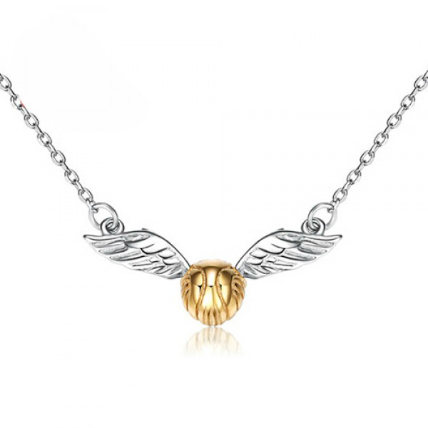exquisite harry potter golden snitch shape 925 sterling