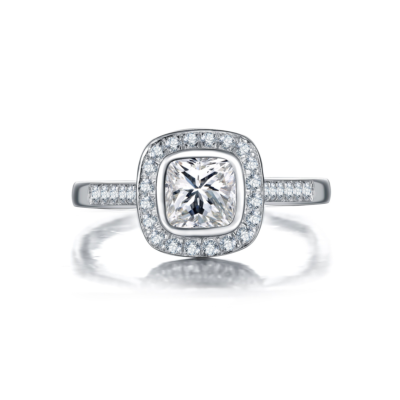87e60da3012241 Korean Style Bestsellers 925 Sterling Silver Engagement Ring - Engagement  Ring