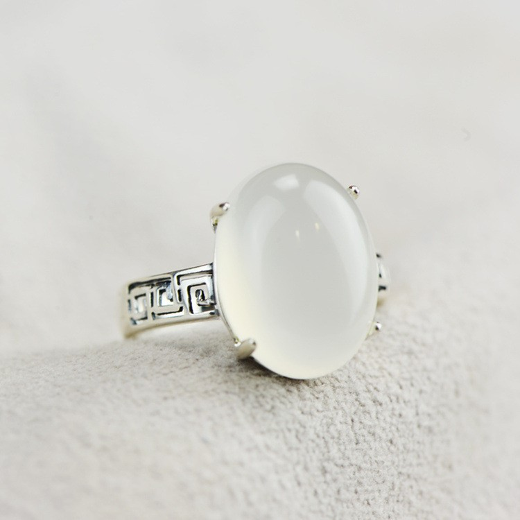 reverie and manufacture buy pretty by img blue rings hello designs chalcedony design jewellery ring