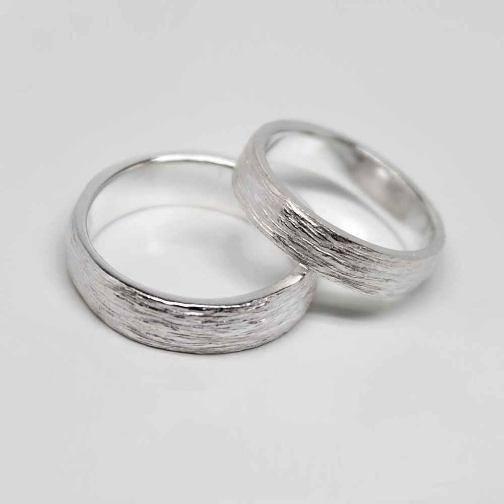 original design creative simple handmade silver