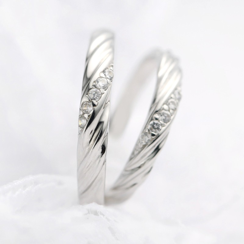 sterling shape luna product yemaya silver leaves solid rings image products