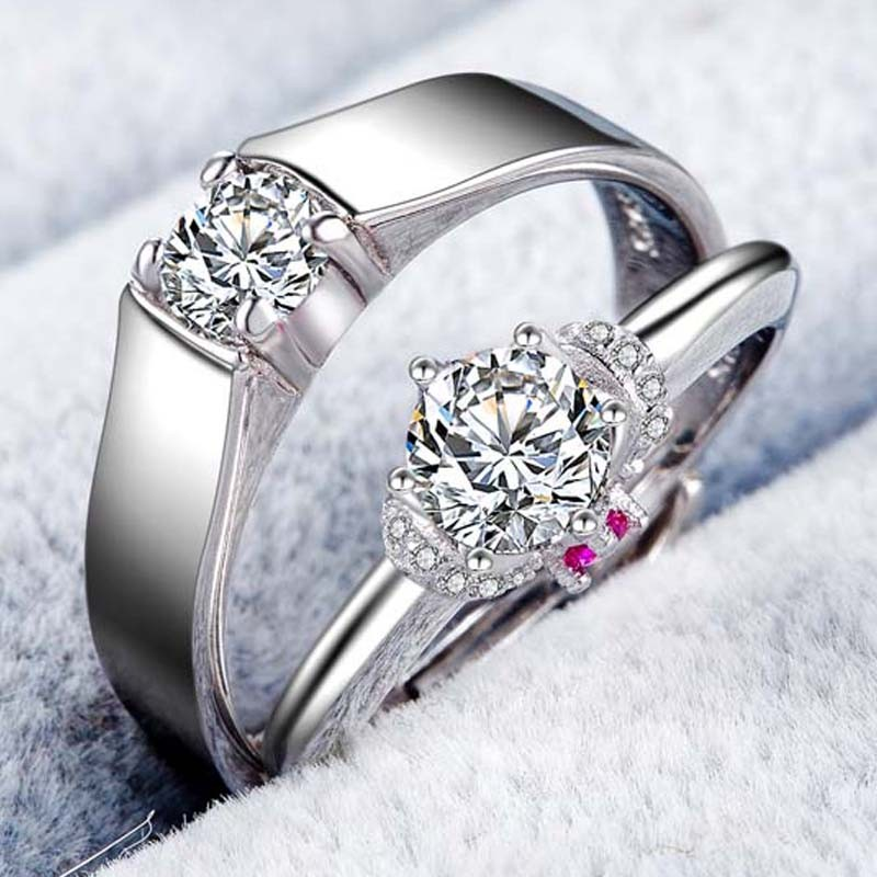 Shopping Engagement Rings Together