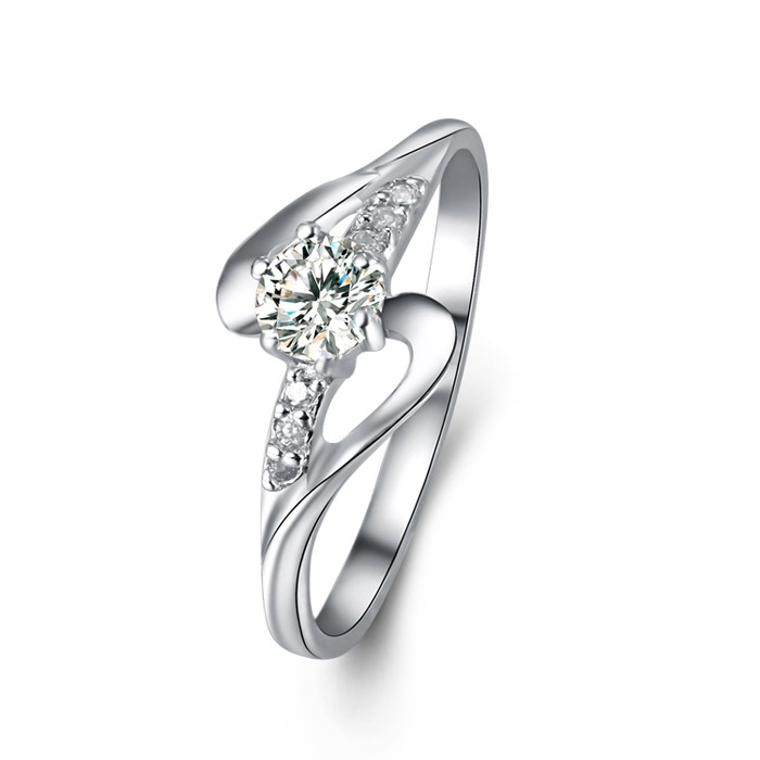 engagement rings top popular unusual education duetsplit funky split duet diamond shank ring