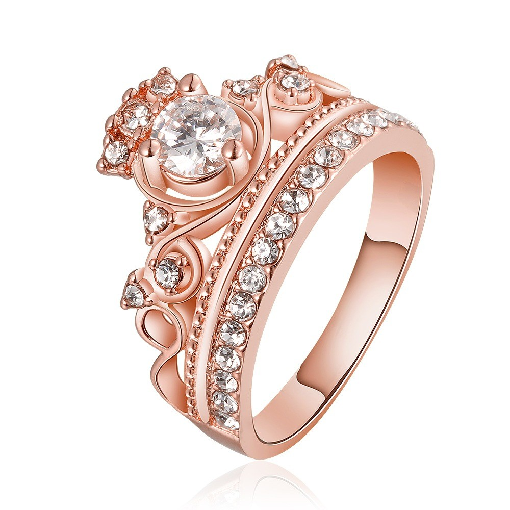 Seiko Create Sweet Princess Crown Molding Ring