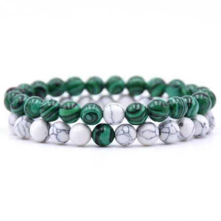 Distance Bracelets - Green