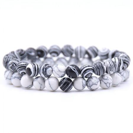 Distance Bracelets - Swirl