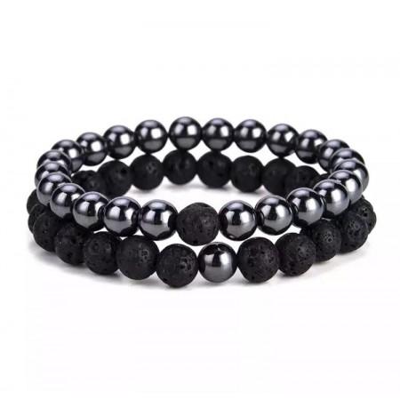 Stainless Distance Bracelets