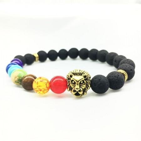 Amazing Multicolor Lion Bracelet