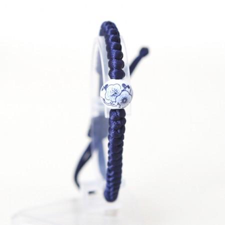 Original Ceramic Handmade Woven Bracelet