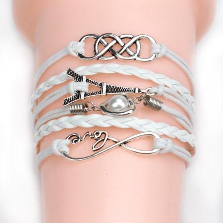 Retro Hand-Woven Diy Bracelets