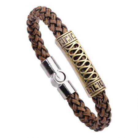 Mens Magnet Alloy Bracelet