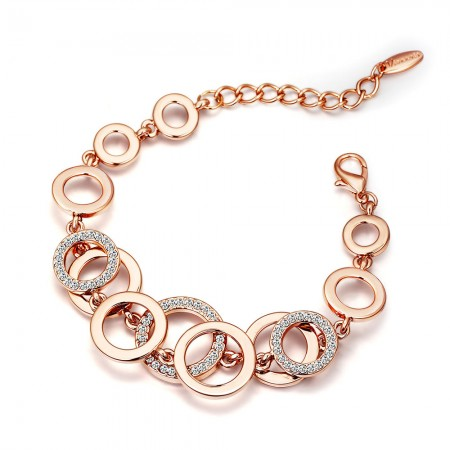 Romantic Temperament Original Donut Shape Fashion Bracelet