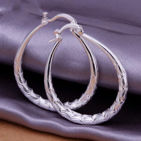 Market U-Shaped Earrings
