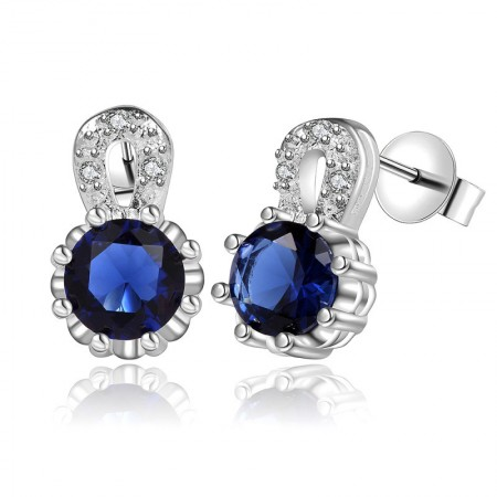 Exquisite Simplicity Diamond Earrings