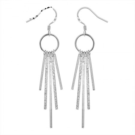 Personality Long Paragraph Earrings