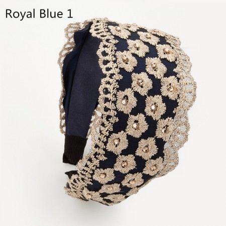 1Pcs Fashion Sweet Girls Women Cloth Art Headbands