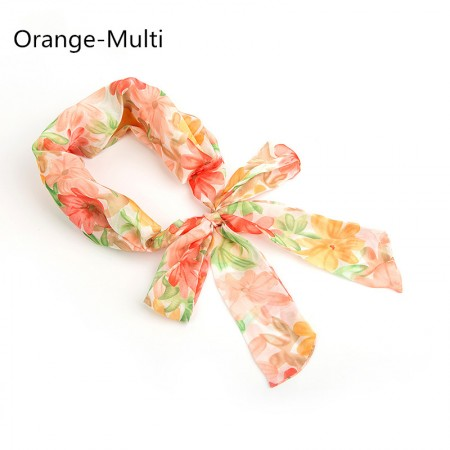 1Pcs Fashion Sweet Girls Women Cloth Art Chiffon Headbands