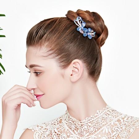 1pcs Lovely Charm Wedding Bridal Party Hair Pins Clips Grips Pins Hairpins Bridesmaid Clips Hair Comb