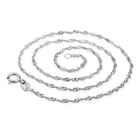 Sterling Silver Pendant Chain