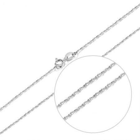 S925 Silver Starry Chain