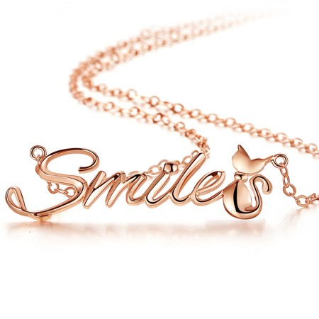 Customized Letter Name Necklace