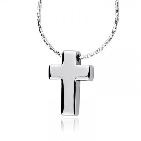 European Men'S Cross Necklace