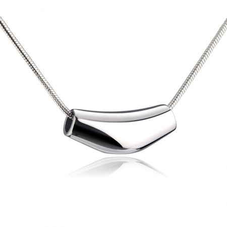 New Business Tungsten Gold Men'S Necklace