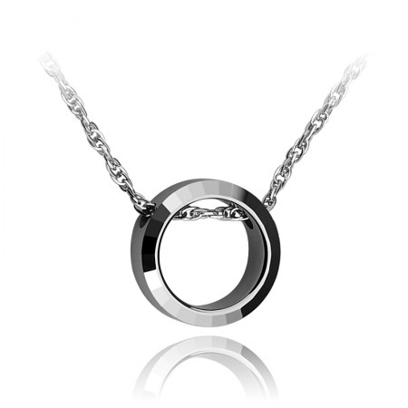 Men'S Fashion Tungsten Gold Pendant
