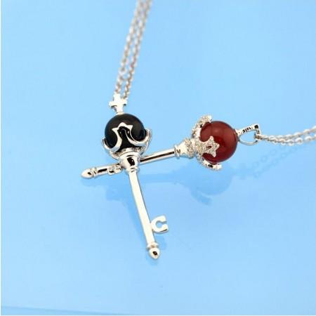 Magic Key A Couple Necklaces