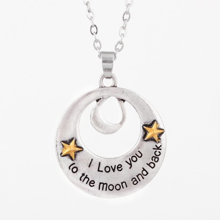 New Series Of Love Mother'S Necklace