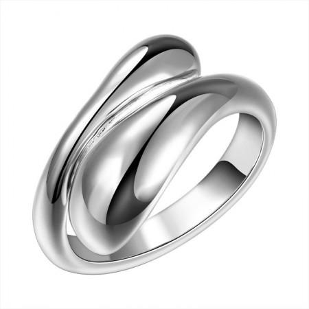 Personality Opening Nail Ring