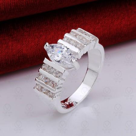 925 Cz Ring
