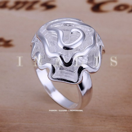 Diy Simulation Rose Ring