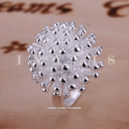 Creative Personality Fireworks Ring