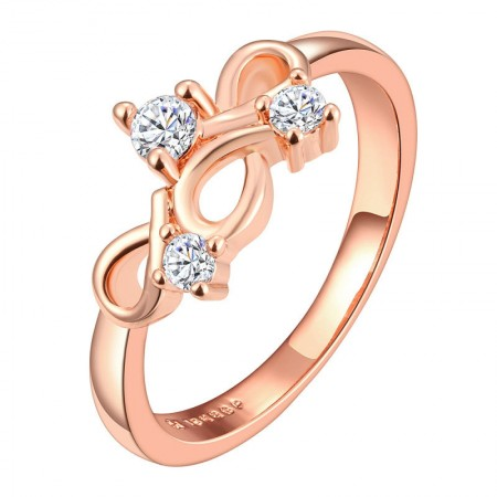 Alloy Cz Ring
