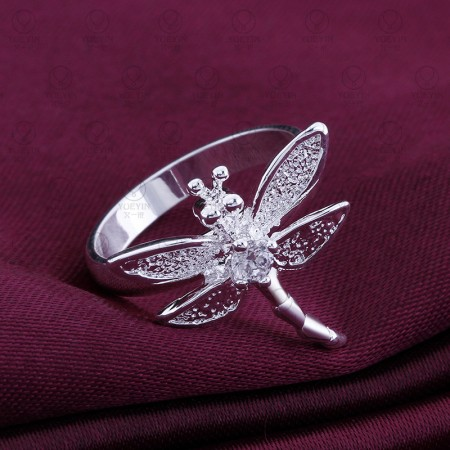 Creative Dragonfly Ring