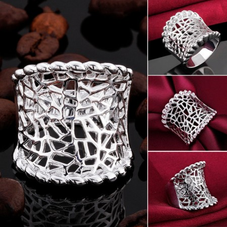 Classic Personality 925 Silver Rings