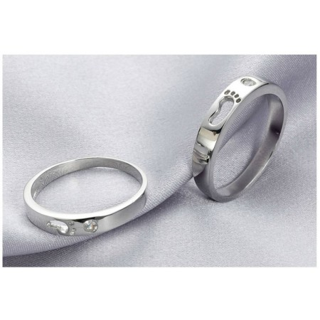 "Fine Fashion ""Love"" Rings"