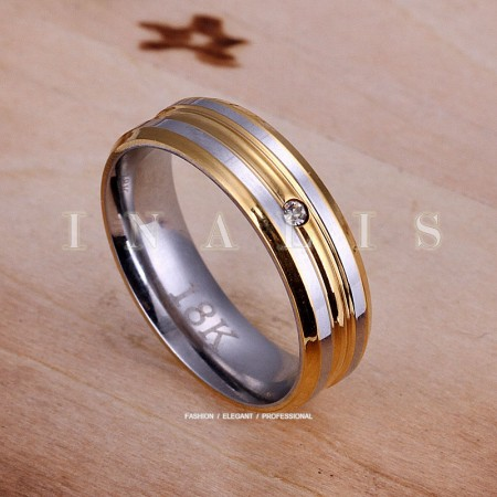 Fashion Boutique Inlaid Stone Ring