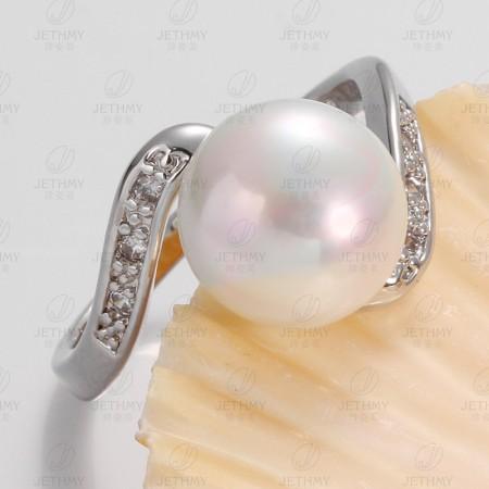 Fashion Classic High-Grade Pearl Ring