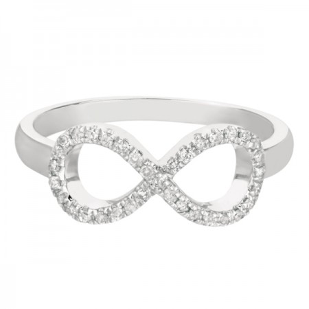 Sterling Silver Holy Infinity Ring?