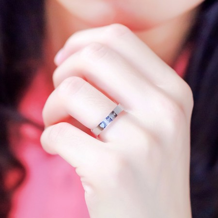 Couple rings in korea
