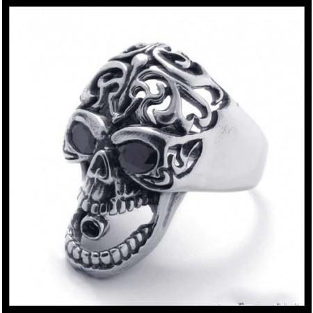 Creative Skull Diamond Rings