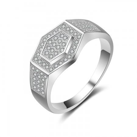 Extreme Men'S 925 Silver Ring
