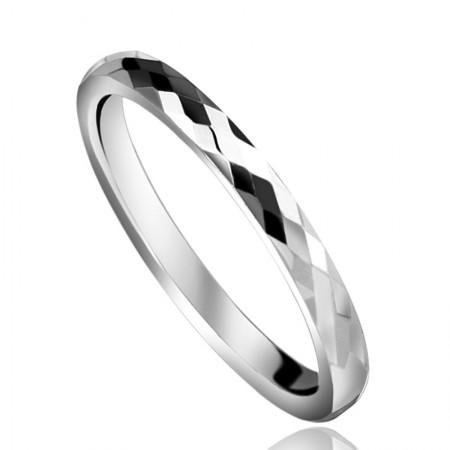 Men's Fashion Multi-Slice Tungsten Tail Ring