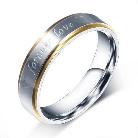 Retro Fashion Titanium Steel Rings
