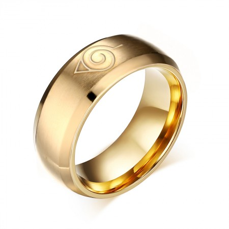 Naruto Personalized Ring