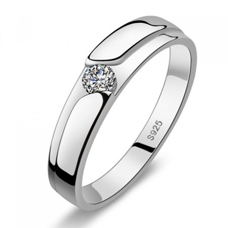 Personalized Fashion 925 Silver Ring