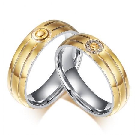 Fashion Classic Hot Sale Couple Rings